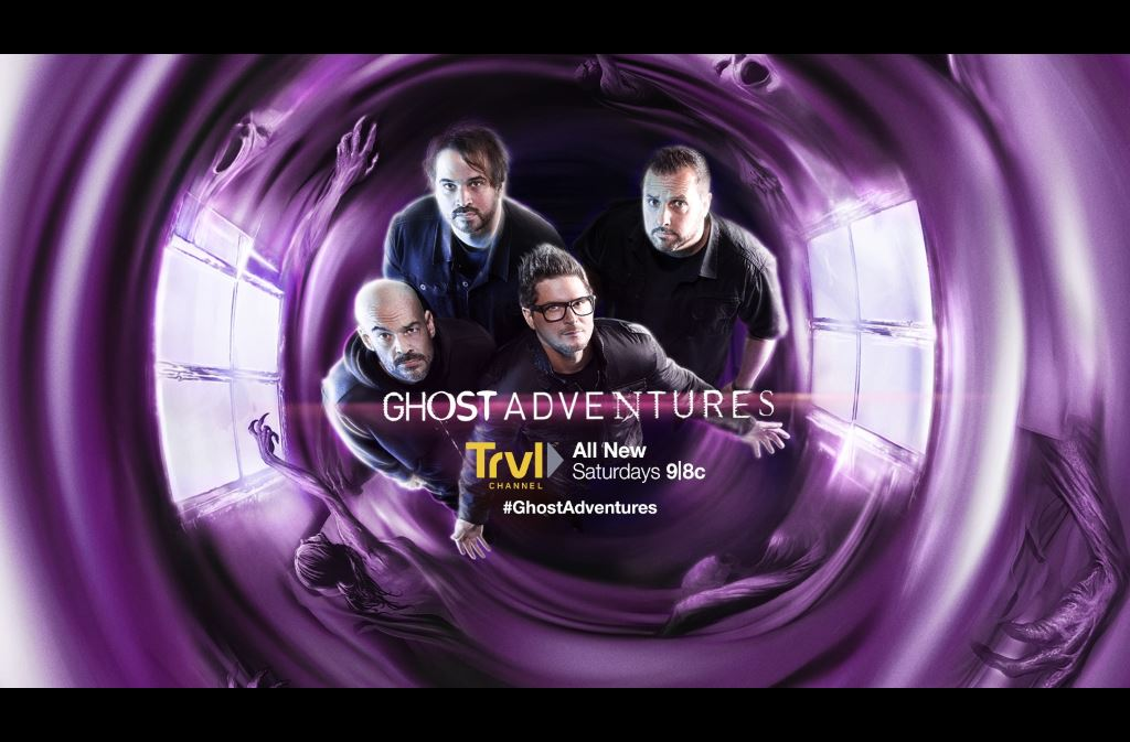ghost adventures brings ghostober with chilling four part miniseries and iconic two hour