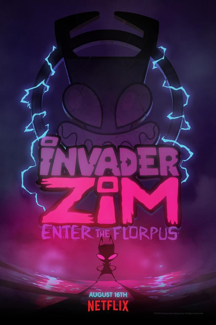 Invader Zim returns August 16th, 2019 with Enter the Florpus