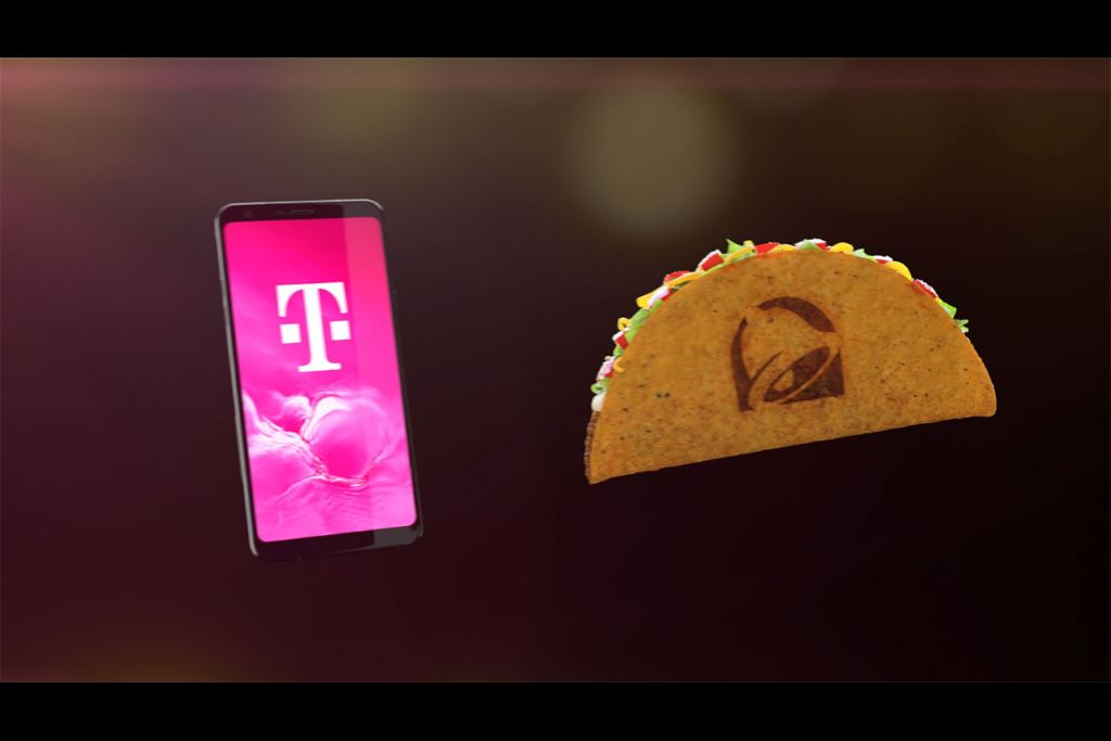 It Started With Free Tacos Now T Mobile And Taco Bell Open T