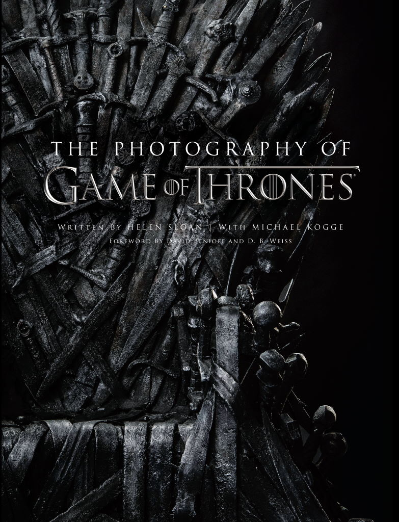 Two Brand New Behind The Scenes Game Of Thrones Art Books On Sale November 12 Metal Life Magazine