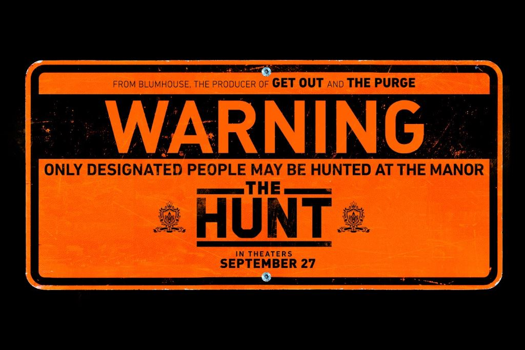 Thriller Movie THE HUNT from Blumhouse, Producer of THE